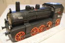 Lokomotiven-Torte